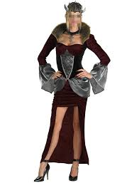 Viking Halloween Costume Women Viking Warrior Costume N5496