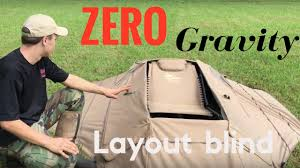 Two Man Layout Blind Zero Gravity Layout Blind Review Youtube