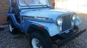 teal jeep for sale 1974 jeep cj 5 for sale near cadillac michigan 49601 classics