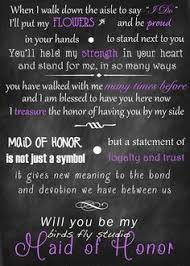 asking of honor poem will you be my of honor poem instant by teamocharlie on etsy
