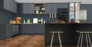 Sims 4 Furniture Sets My Sims 4 Blog S Series Kitchen Set By Minc78
