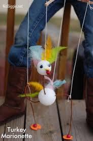 turkey marionettes thanksgiving kid craft thanksgiving craft