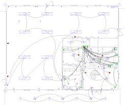 the farmhouse u0027s electrical plan u2013 elder ninja
