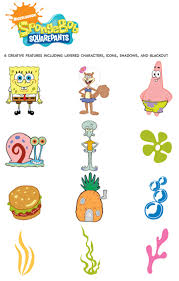 9 best spongebob images on pinterest birthday party ideas