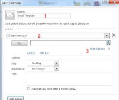 Create An Email Template In Outlook the fastest way to create email templates in outlook 2010 and 2013