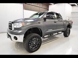 toyota tundra 2011 for sale 2011 toyota tundra cab sr5 4wd lifted truck for sale