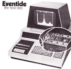 eventide pro audio gear circa 1980 preservation sound