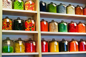 Where To Buy Candy Buffet Jars by Sweet Table Seven Weddings