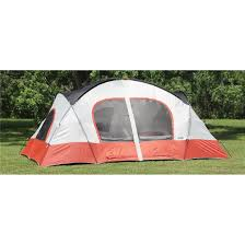 dome tent for sale texsport bull canyon 2 room cabin dome tent apricot gray