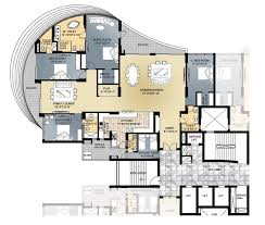 Spa Floor Plan Design Omaxe The Forest Spa Penthouse In Noida