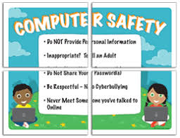 netiquette and internet safety theme unit