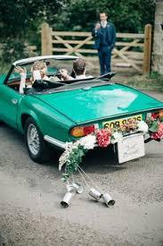 dã corer voiture mariage décoration voiture mariage originale en 18 idées inspirantes et