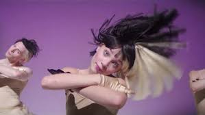 Chandelier Sia Music Video by Sia