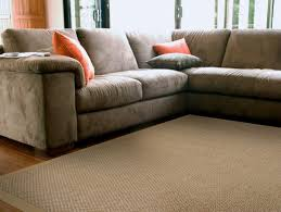Rugs For Sectional Sofa by Flooring Exciting Interior Rug Design With Cozy Sisal Rugs