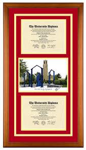 fsu diploma frame ferris state fsu