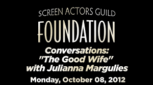 conversations with julianna margulies of the good wife audio only