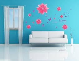 wandtattoo pink wohnzimmer home design und möbel ideen