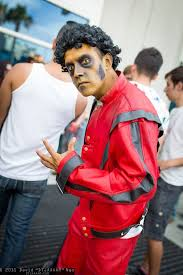 Michael Jackson Thriller Halloween Costume Sdcc Cosplay Roundup 1 Gce