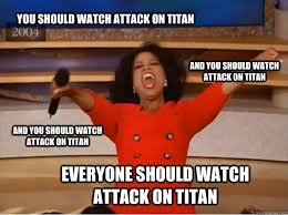Funny Attack On Titan Memes - attack on titan meme attack on titan memes 56k warning mpgh