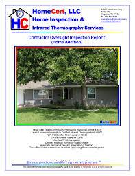 house inspection report sample homecert sample houston home inspection reports houston home inspection report contractor oversight contractor oversight