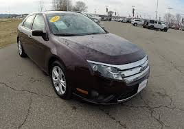ford fusion gas 2012 ford fusion se black great gas mileage p10097