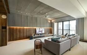 ultra modern apartment interior with popular interiormodern design