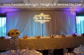 Wedding Backdrop Rental Vancouver Gobo Projector Rental Vancouver Wedding Decor Vancouver Ambient