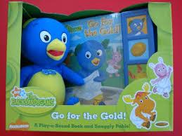 backyardigans toys backyardigans gold play