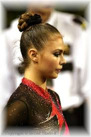 gymnastics picture hair style rhythmic gymnastics view topic hairstyles and hair decorations