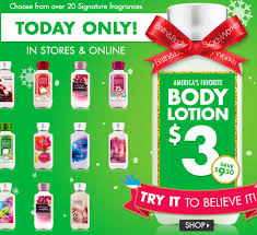 bath and body works black friday coupons bath u0026 body works 3 lotion sale today only plus coupon codes