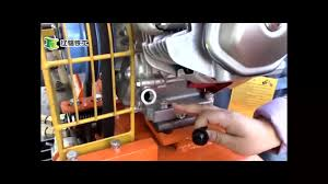 efficient and convenient hydraulic tamping machine yd 22 youtube