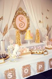 76 best pink and gold baby shower ideas images on gold