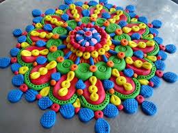rangoli patterns using mathematical shapes diwali rangoli design ideas easy beautiful patterns you can make