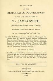 portrait of a frontiersman james smith fort pitt museum blog