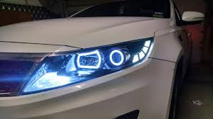 request for headlight lighting consultant halo sidemarker led