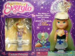 dolls that light up the light up world of everglo ghost of the doll
