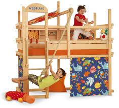 Woodland Bunk Bed Woodland Calgary Bunk Bed Fabriks