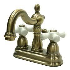Bathroom Faucets Amazon Elements Of Design Eb1603px Heritage 4