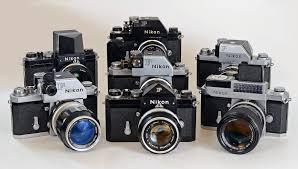 camera brands nikon collection