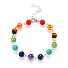 bead bracelet styles images Delicate chakra bead bracelet in two styles 8mm crystal hand jpg
