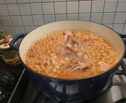 cuisiner des flageolets secs cassoulet de lapin recette de cassoulet de lapin marmiton