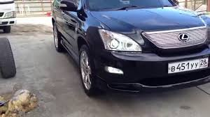 toyota harrier 2005 toyota harrier 2005 на 20 дисках youtube