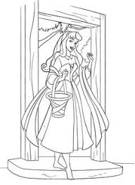 sleeping beauty coloring pages coloring book disney