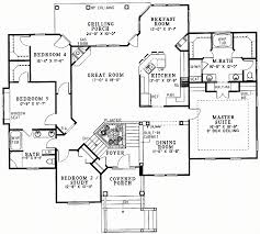 level house plans split floor plan home awesome california split house plans with