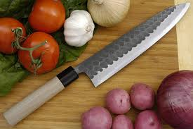 custom japanese kitchen knives the epicurean edge japanese and european professional chefs knives