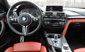 Bmw M4 Interior 2015 Bmw M4 Cabriolet Review Autoguide Com News