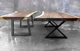 wooden table leg ideas unique wood table ideas for modern designs by parotas