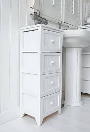 Narrow Bathroom Floor Cabinet Narrow Bathroom Storage Cabinet Small Cabinets For Bathroom