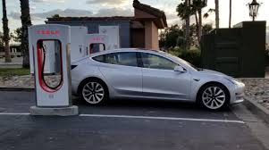 a look at tesla model 3 charging options electrek