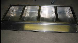 electric steam table countertop used seco matic 2 bay electric countertop steamtable pete s